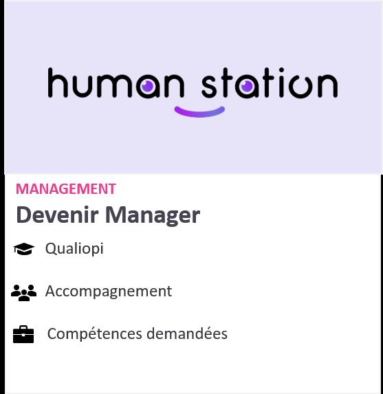 Devenir Manager